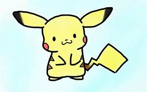Baby chibi pikachu by Sweetnminty on DeviantArt
