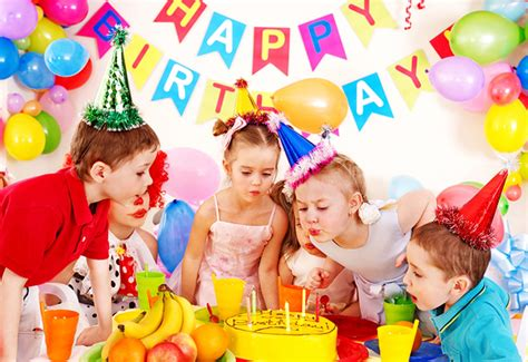 Great Birthday Party Ideas That Come To You North