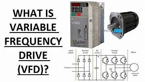 Variable Frequency Drive  Vfd  System