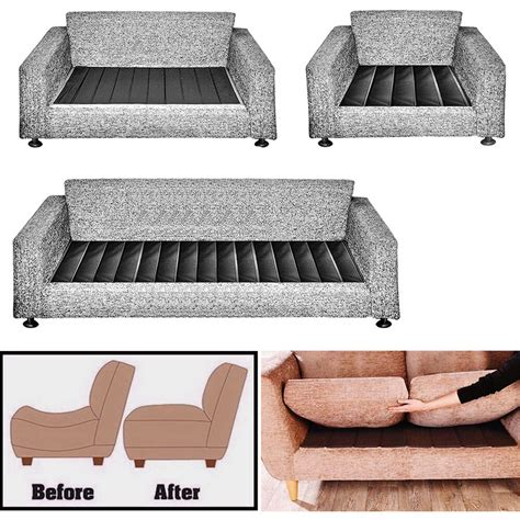 Settee Supports by Sofa Seat Saver Rejuvenator Sagg Buster Boards Armchair