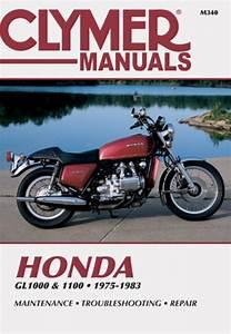 Honda Gl1000  U0026 1100 Motorcycle  1975