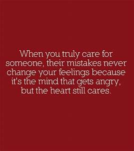 Caring For Someone Quotes. QuotesGram