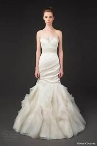 Winnie Couture Wedding Dresses — 2014 Diamond Label ...