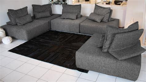 canapé modulable tissu le mobiliermoss le canapé idéal pour regarder la
