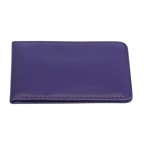 Leather Card Holder Handmade leather travel card holder handmade by undercover uk
