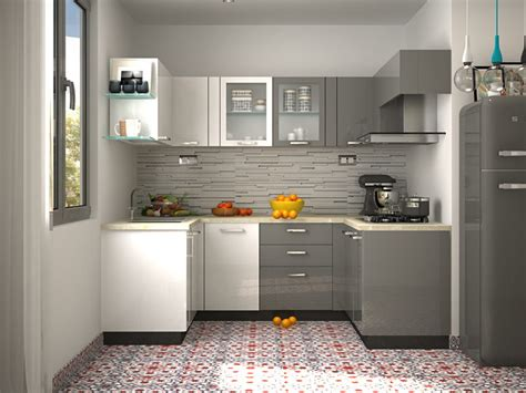 second kitchen cabinets in mumbai alyona u shaped modular kitchen designs india homelane