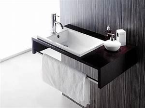 Bauhaus Gäste Wc Waschbecken : badm bel set g ste wc top mit waschbecken unterschrank spiegel 75cm ~ Markanthonyermac.com Haus und Dekorationen