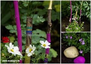 Gartendeko Selbst Gemacht : bunte gartendeko selbstgemacht ~ Yasmunasinghe.com Haus und Dekorationen