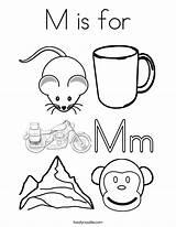Letter Coloring Pages Alphabet Monkey Getcoloringpages Fancy Bubble sketch template