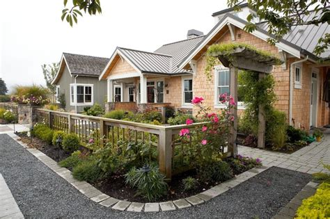 front yard fence designs entry courtyard farmhouse landscape seattle by lankford associates landscape architects
