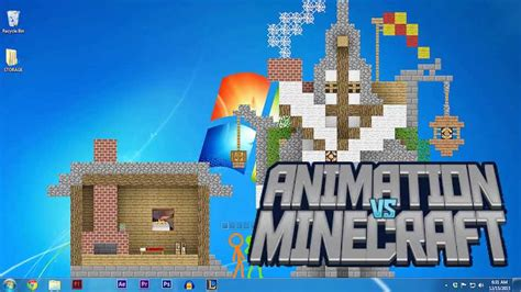 video  viral animator  animation series animation  minecraft  windows