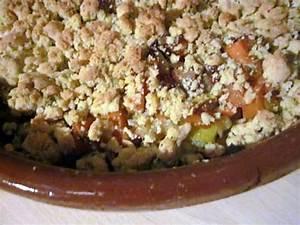 Crumble De Légumes : recette de crumble de legumes par nanie ~ Melissatoandfro.com Idées de Décoration