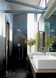 Decoration Petite Salle De Bain : petite salle de bain moderne en 34 exemples inspirants ~ Dailycaller-alerts.com Idées de Décoration