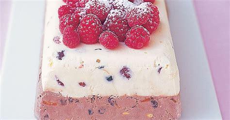 Jun 06, 2018 · freeze the ice cream container before adding ice cream to it. Christmas ice-cream terrine