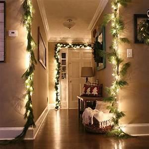 Merry, And, Bright, Christmas, Light, D, U00e9cor