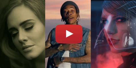 Top 20 Most Viewed Music Videos On Youtube 2016