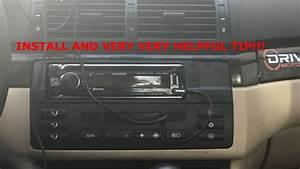 Bmw E46 Aftermarket Radio Install  U0026 Helpful Tips