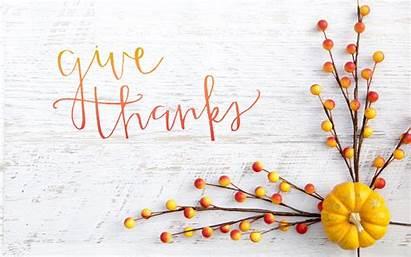 Thanks Give Thankful Thanksgiving Desktop November Holiday