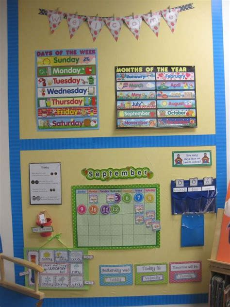 some classroom photos calendar board ideas classroom 970 | 2740d08fcb93fb16b29c473b153cf091 kindergarten classroom setup kindergarten bulletin boards