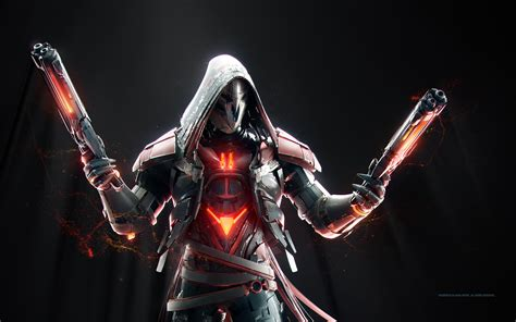 Reaper Artwork Overwatch Wallpapers  Hd Wallpapers Id