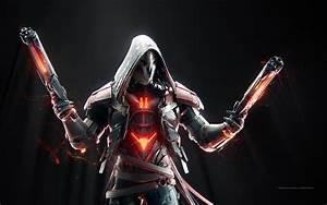 Wallpaper Reaper Overwatch HD Games 7685