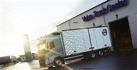 volvo truck service center serviceydelser vedligeholdelse af din volvo lastvogn