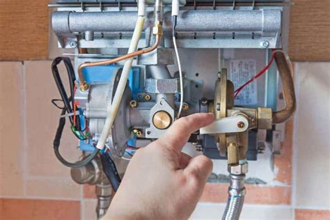 tankless water heater repairs hometips