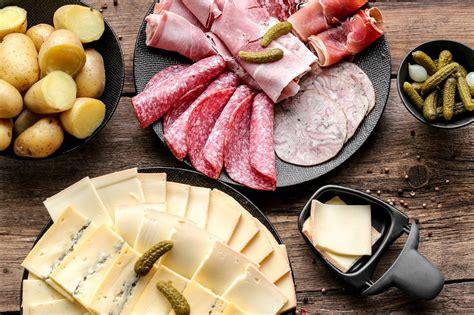 cuisines et vins de recettes recette la raclette cuisine et vins de