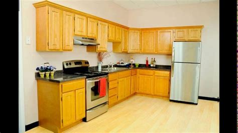 L Shaped Kitchen Designs India-youtube