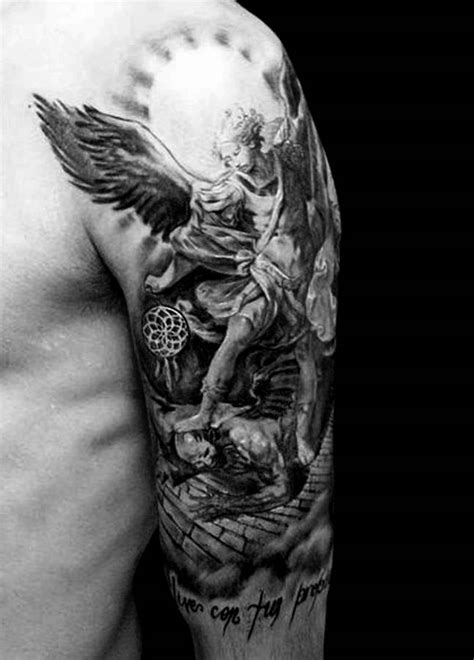 150 Best Angel Tattoos - Design Ideas Trending This Year (2020)