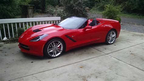 How Much Is A Corvette by How Much Attention Does The Corvette Get Page 4