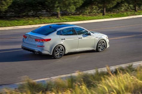 Refreshed 2019 Kia Optima Debuts At New York International