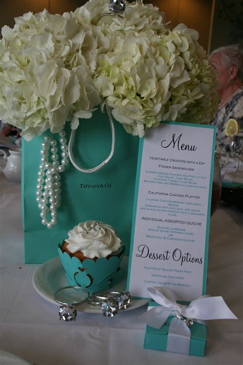 Tiffany Blue Centerpieces Blue Centerpieces And Tiffany