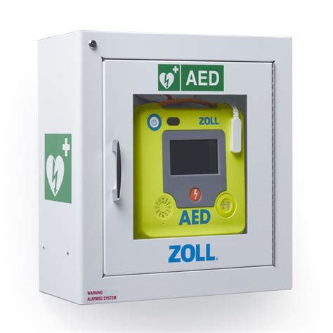 Defibrillator Cabinet by Zoll Aed 3 Defibrillator Standard Surface Wall Cabinet