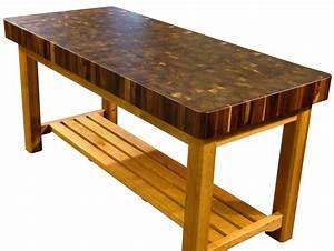 DeVos Custom Woodworking - Custom Wood Tables with Shelves