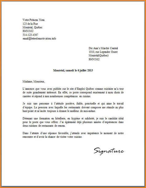 lettre de motivation cap cuisine greta lettre motivation apprentissage cuisine 28 images pdf