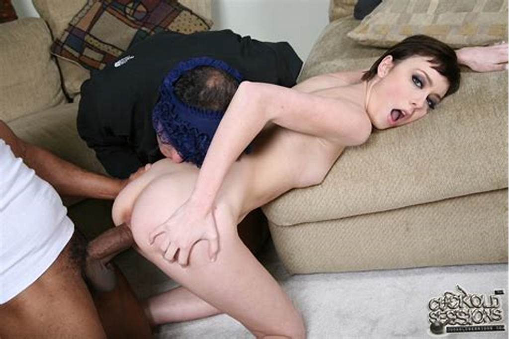 #Petite #Teen #Zoe #Voss #Goes #Black #In #Front #Of #A #Lame #Cuckold