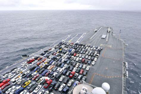 flight deck diner grande nj flugzeugtr 228 ger transportiert autos der teuerste parkplatz