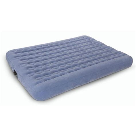 air mattress walmart mainstays air bed with built in walmart