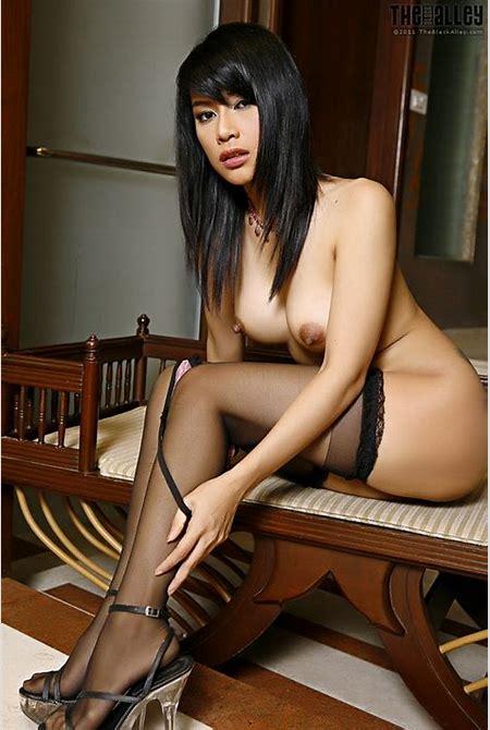 TheBlackAlley Model Wanda Tai Nude Pics 142110