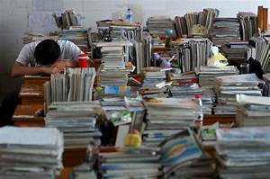 24 Stunning Photos Of China's College Entrance Exams ...