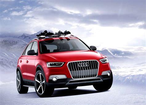 Audi Q3 Modification by 2013 Audi Q3 Vail Concept Oopscars