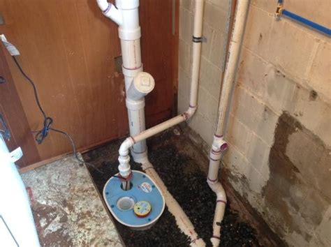 plumbing services sewer  repair sump pump