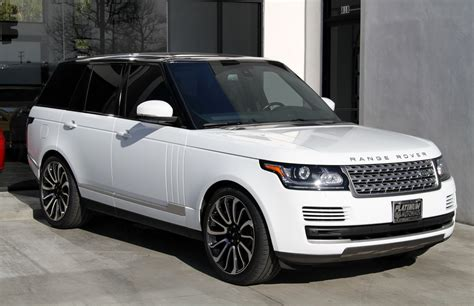 Land Rover Range Rover Picture by 2014 Land Rover Range Rover Hse Stock 6041 For Sale Near