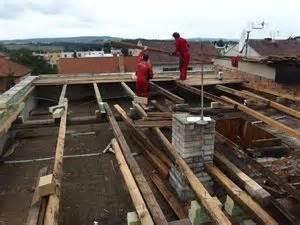 Oprava krovu svépomocí