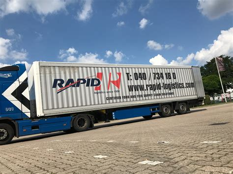 How to use rapid in a sentence. Rapid Logistics - Ihre Hamburger Spedition - seit 1958 ...