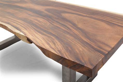 Tische Aus Holz by Esstisch Holz Tisch Aus Einem Baumstamm Baumscheibe