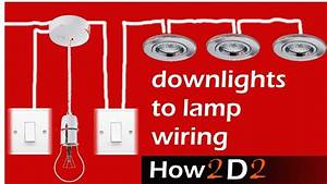 Lighting Circuit Wiring Diagram Downlights