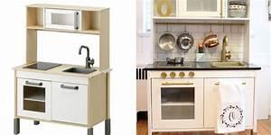 Ikea Duktig Rückwand : ikea hacks adorable ideas to remodel the duktig play kitchen ~ Frokenaadalensverden.com Haus und Dekorationen