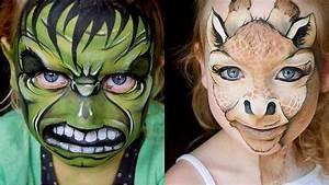 Maquillage Halloween Garçon : maquillage enfant 20 mod les plus vrais que nature ~ Melissatoandfro.com Idées de Décoration